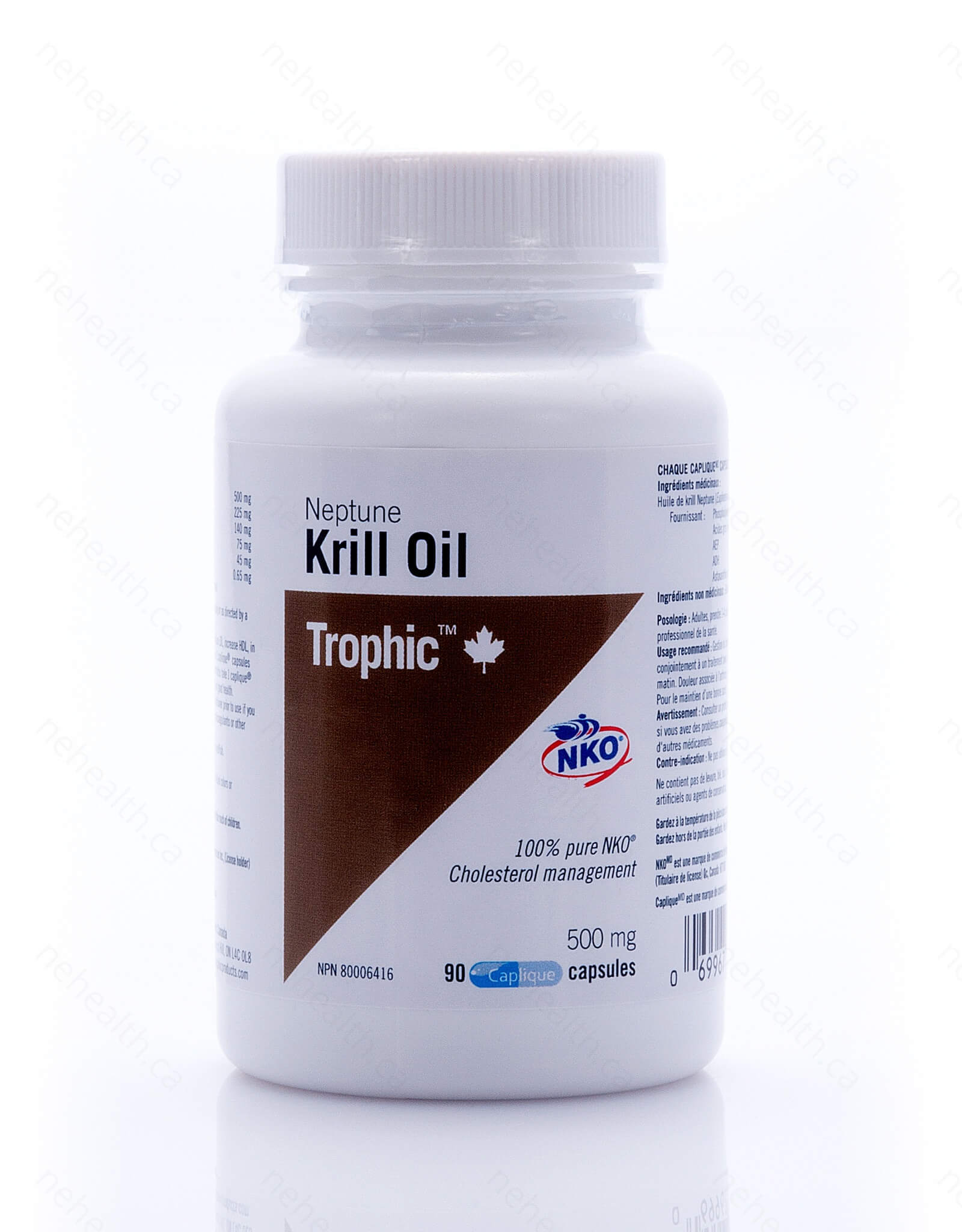 Neptune krill oil by trophic omega 3 rich antioxidant for Fish oil diarrhea