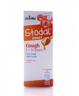 Stodal Children's Honey Cough Syrup