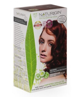 Naturigin Hair Colour (Blonde Deep Red 7.55)