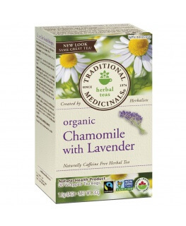 Org. Chamomile with Lavender