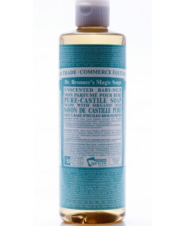 Unscented Baby Castile Soap